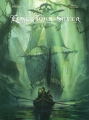 Couverture Long John Silver, intégrale, tome 2 Editions Dargaud 2019