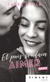 Couverture Et puis soudain, tome 4 : Aimer Editions France Loisirs (Piment - Rose) 2019