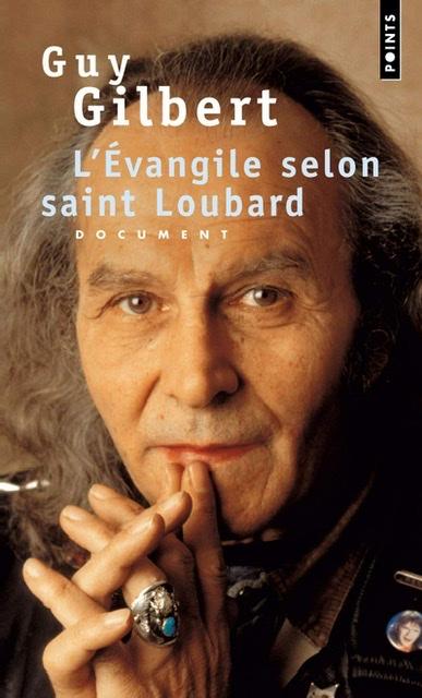 Couverture L'Evangile selon saint Loubard
