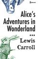 Couverture Alice au pays des merveilles / Les aventures d'Alice au pays des merveilles Editions Feedbooks 1871