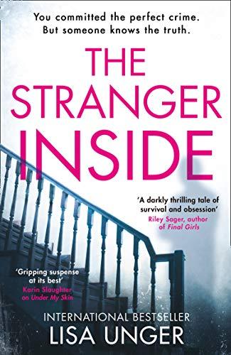 Couverture The Stranger Inside