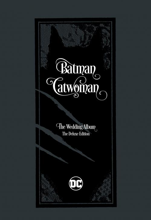Couverture Batman/Catwoman : The Wedding Album : The Deluxe Edition