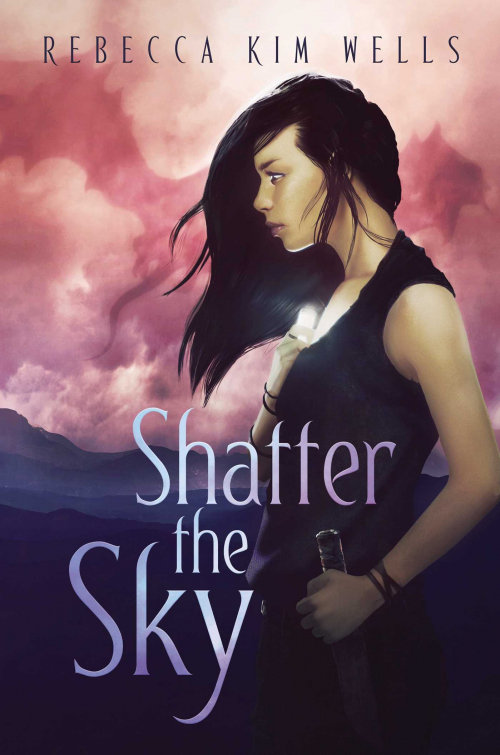 Couverture Shatter the Sky