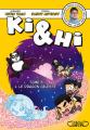Couverture Ki & Hi, tome 5 : Le dragon céleste Editions Michel Lafon 2019