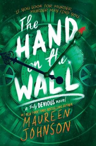 Couverture Truly Devious, book 3: The Hand on the Wall