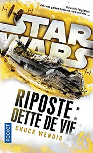 Couverture Star Wars : Aftermath, tome 2 : Dette de vie