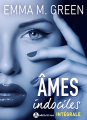 Couverture Âmes indociles, intégrale Editions Addictives 2017