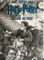 Couverture Harry Potter, tome 4 : Harry Potter et la coupe de feu Editions Gallimard  (Jeunesse) 2019