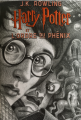 Couverture Harry Potter, tome 5 : Harry Potter et l'ordre du phénix Editions Gallimard  (Jeunesse) 2019
