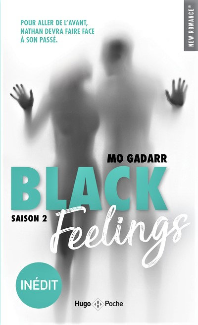 Couverture Black Feelings, tome 2