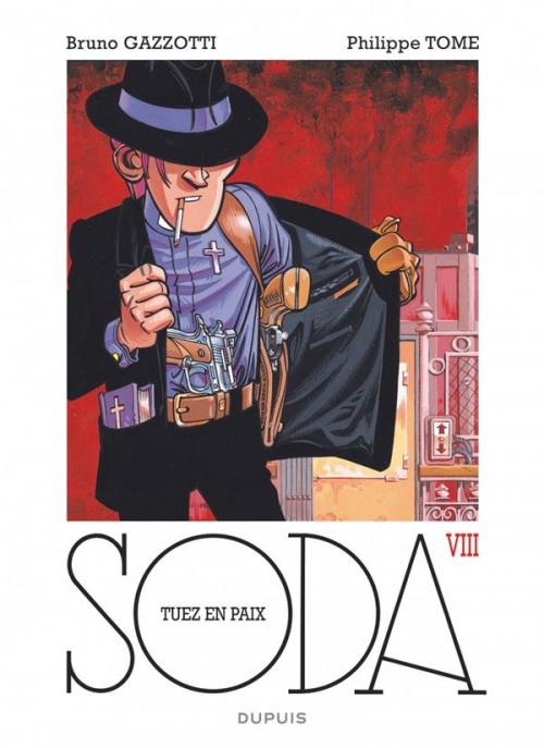 Couverture Soda, tome 08 : Tuez en paix
