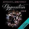 Couverture Lux, tome 5 : Opposition Editions Audible studios 2019