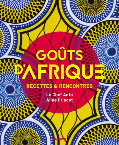 Couverture Goûts d'Afrique