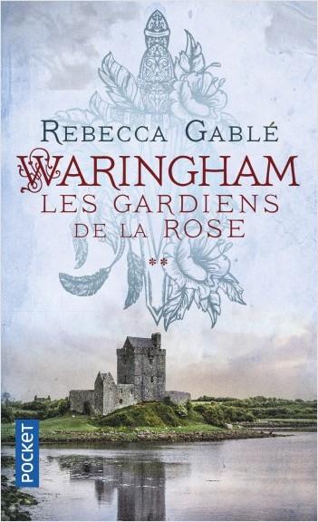 Couverture Waringham, tome 2 : Les gardiens de la rose