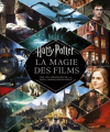 Couverture Harry Potter : La Magie des films Editions Huginn & Muninn 2019