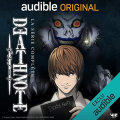 Couverture Death Note  Editions Audible studios 2019