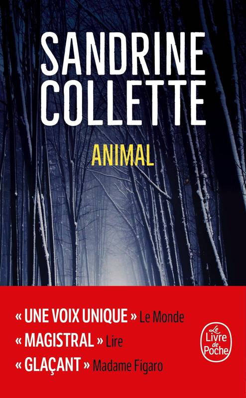 Couverture Animal