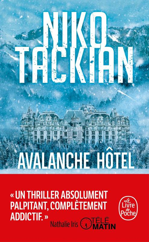 Couverture Avalanche Hôtel