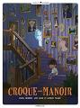 Couverture Croque-Manoir Editions Frimousse 2018