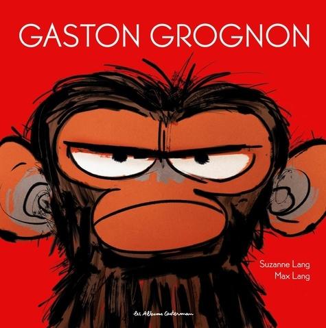 Couverture Gaston grognon
