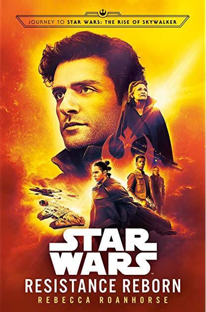 Couverture Star Wars: Resistance reborn