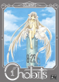 Couverture Chobits, tome 1 Editions Pika 2020