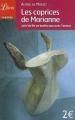Couverture Les caprices de Marianne suivi de On ne badine pas avec l'amour Editions Librio (Théâtre) 2009