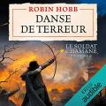 Couverture Le soldat chamane, tome 7 : Danse de terreur Editions Audiolib 2018