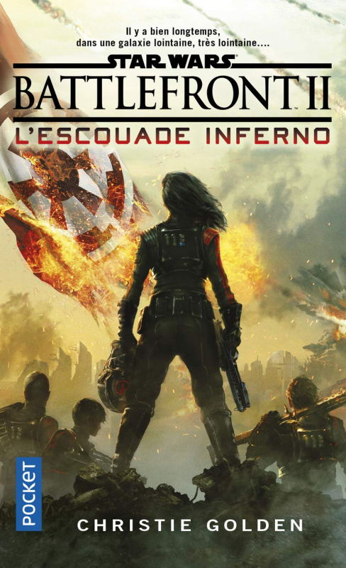 Couverture Star Wars : Battlefront II : L'Escouade Inferno