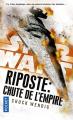 Couverture Star Wars : Aftermath, tome 3 : Chute de l'empire Editions Pocket 2019