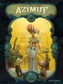 Couverture Azimut, tome 1 : Les aventuriers du temps perdu Editions Vents d'ouest 2012