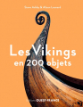 Couverture Les Vikings en 200 objets Editions Ouest-France 2019