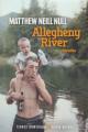 Couverture Allegheny River Editions Albin Michel (Terres d'Amérique) 2020