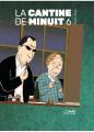 Couverture La cantine de minuit, tome 06 Editions Le lézard noir 2019