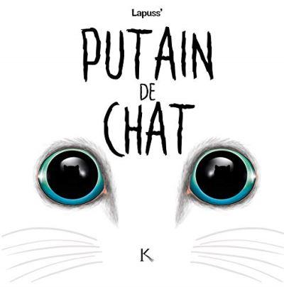Couverture Putain de chat, tome 3