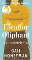 Couverture Eleanor Oliphant va très bien Editions Penguin books 2019
