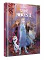 Couverture La Reine des Neiges 2 Editions Disney / Hachette 2019