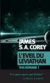 Couverture The expanse, tome 1 : L'éveil du leviathan Editions Actes Sud (Exofictions) 2014