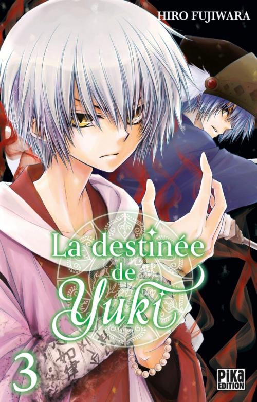 Couverture La Destinée de Yuki, tome 03