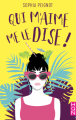 Couverture Qui m'aime me le dise !  Editions Harlequin 2020