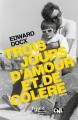 Couverture Trois jours d'amour et de colère  Editions Fayard (Littérature étrangère) 2020