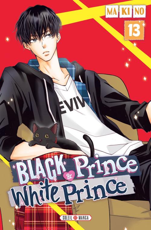 Couverture Black prince & white prince, tome 13