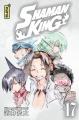 Couverture Shaman King, star édition, tome 17 Editions Kana (Shônen) 2020