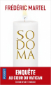 Couverture Sodoma Editions Pocket 2020