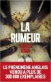 Couverture La rumeur Editions Les Escales 2020