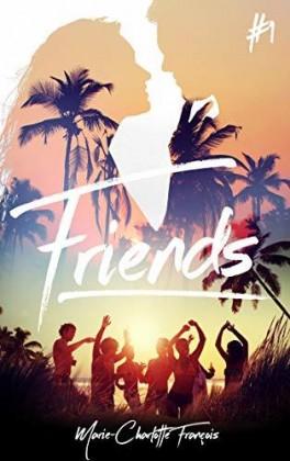 Couverture Friends, tome 1