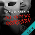 Couverture The missing obsession Editions Audible studios 2019