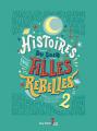 Couverture Histoires du soir pour filles rebelles, tome 2 Editions Guy Saint-Jean 2018