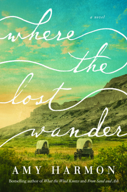 Couverture Where the Lost Wander