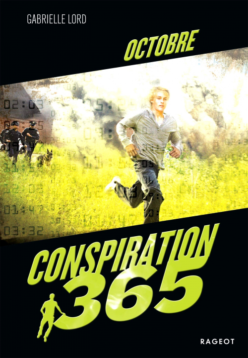 Couverture Conspiration 365, tome 10 : Octobre